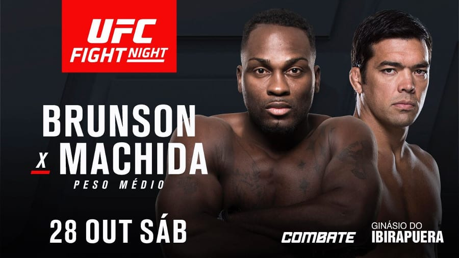 UFC Fight Night: Brunson vs. Machida 1