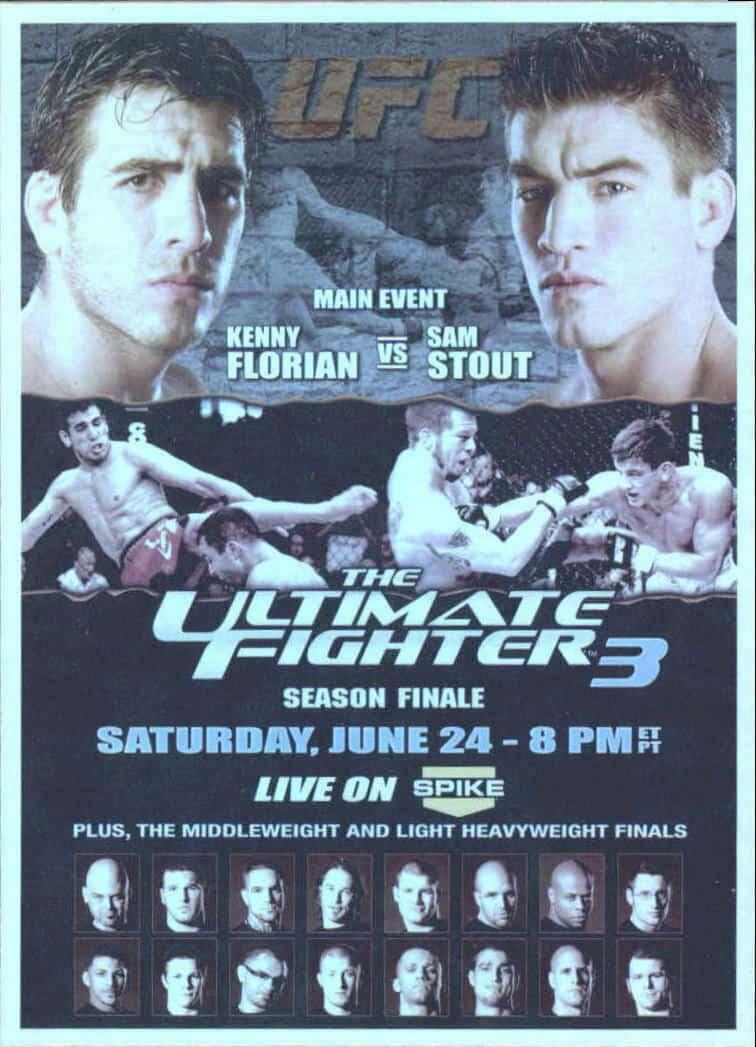 The Ultimate Fighter: Team Ortiz vs. Team Shamrock Finale 1