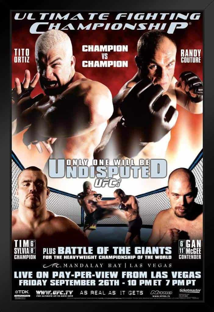 UFC 44: Undisputed 1