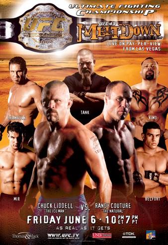 UFC 43: Meltdown 1