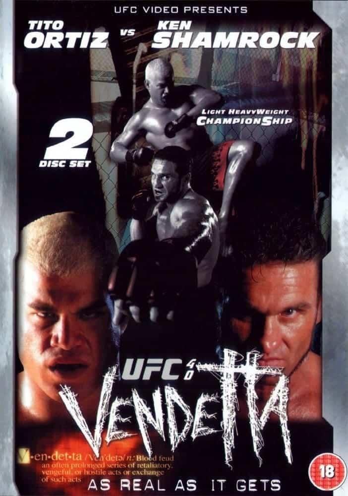 UFC 40: Vendetta 1