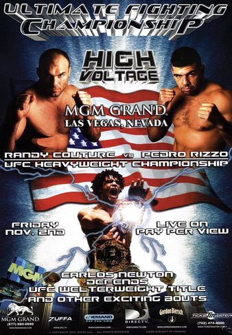 UFC 34: High Voltage 1
