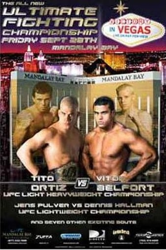UFC 33: Victory in Vegas 1