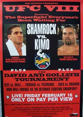 UFC 8: David vs. Goliath 1