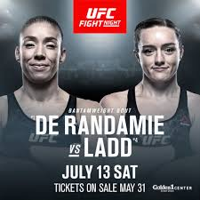 UFC Fight Night: de Randamie vs. Ladd 1