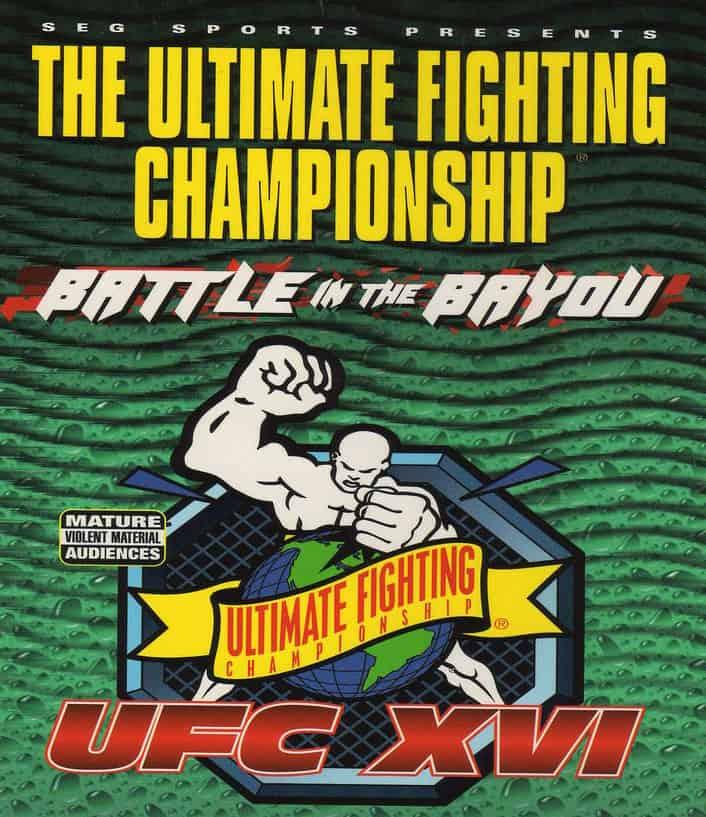 UFC 16: Battle in the Bayou 1