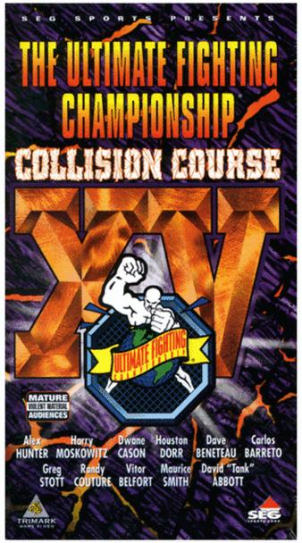 UFC 15: Collision Course 1