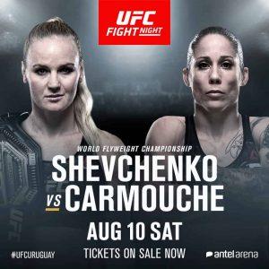 UFC Fight Night: Shevchenko vs. Carmouche 2 2