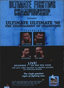 UFC: The Ultimate Ultimate 2 2