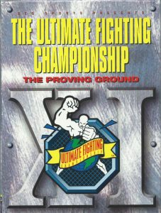 UFC 11: The Proving Ground 2