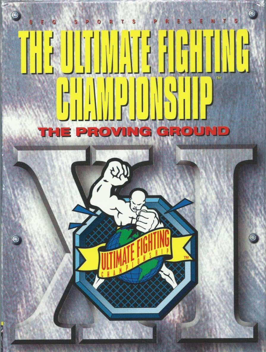 UFC 11: The Proving Ground 1