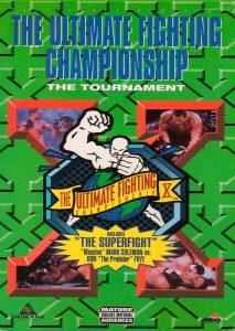 UFC 10: The Tournament 2