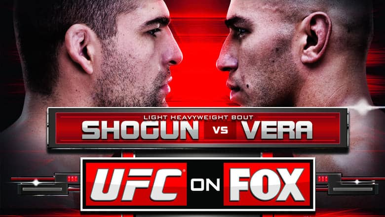 UFC on Fox: Shogun vs. Vera 1
