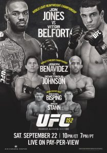 UFC 152: Jones vs. Belfort 2