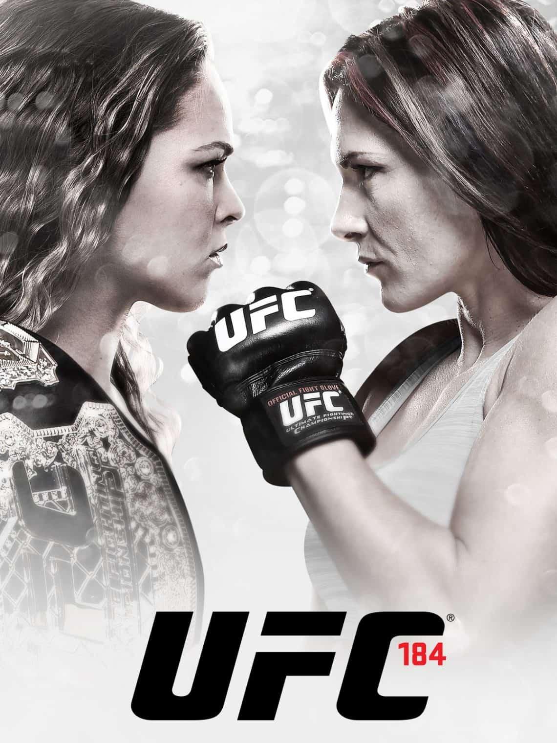 UFC 184: Rousey vs. Zingano 1