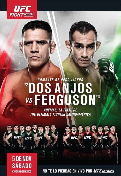 UFC Ultimate Fight Night 3 1