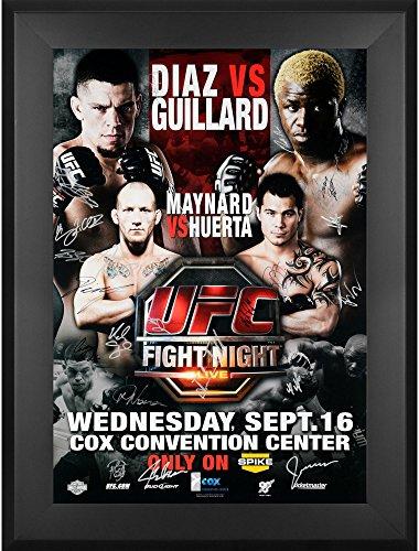 UFC Fight Night: Diaz vs. Guillard 1