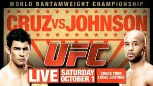 UFC Live: Cruz vs. Johnson 2