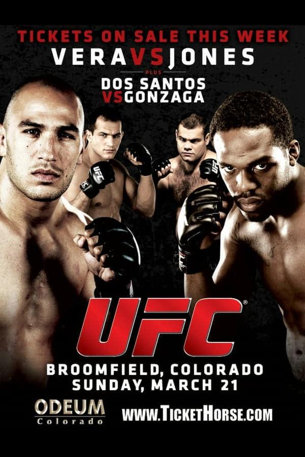 UFC Live: Vera vs. Jones 1