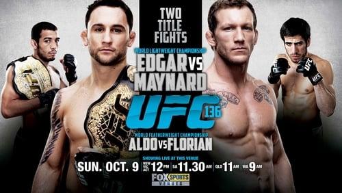 UFC 136: Edgar vs. Maynard III 1