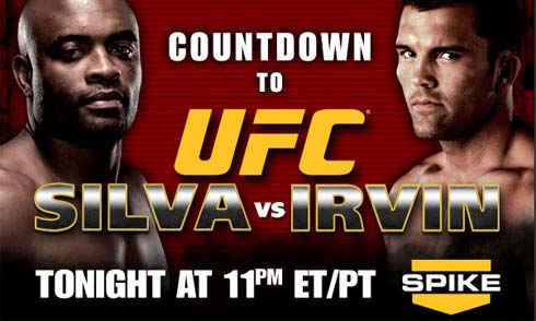 UFC Fight Night: Silva vs. Irvin 1