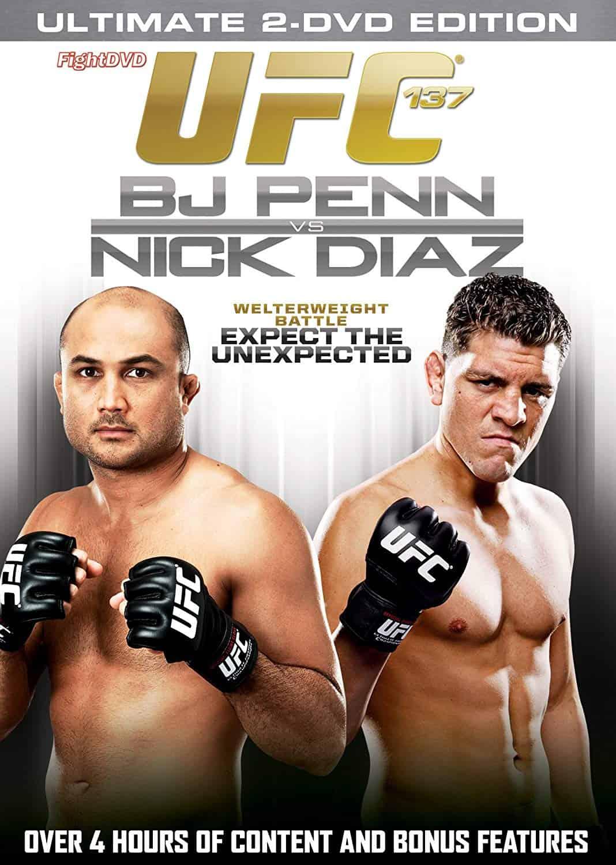 UFC 137: Penn vs. Diaz 1