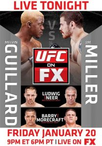 UFC on FX: Guillard vs. Miller 2