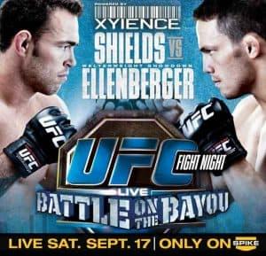 UFC Fight Night: Shields vs. Ellenberger 2