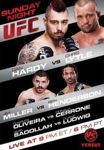 UFC Live: Hardy vs. Lytle 2