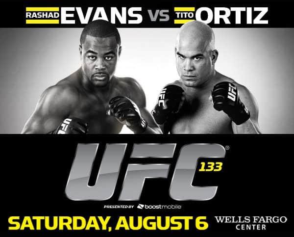 UFC 133: Evans vs. Ortiz 1