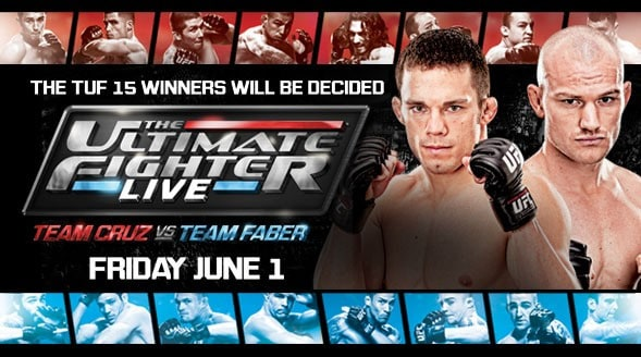 The Ultimate Fighter: Live Finale 1