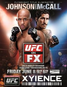 UFC on FX: Johnson vs. McCall 2