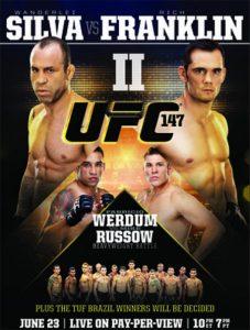 UFC 147: Silva vs. Franklin II 2
