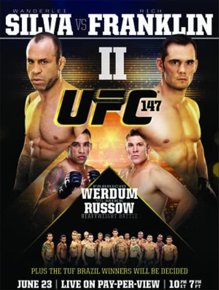 UFC 147: Silva vs. Franklin II 1