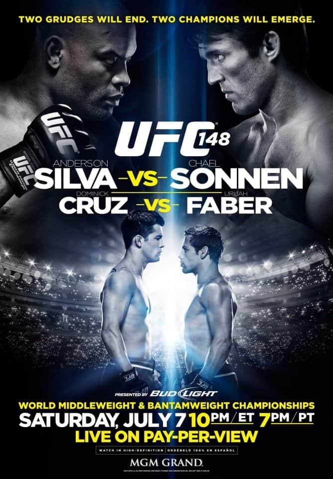 UFC 148: Silva vs. Sonnen II 1