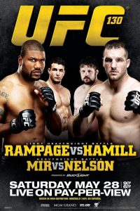 UFC 130: Rampage vs. Hamill 2