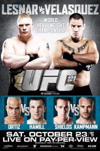 UFC 121: Lesnar vs. Velasquez 2