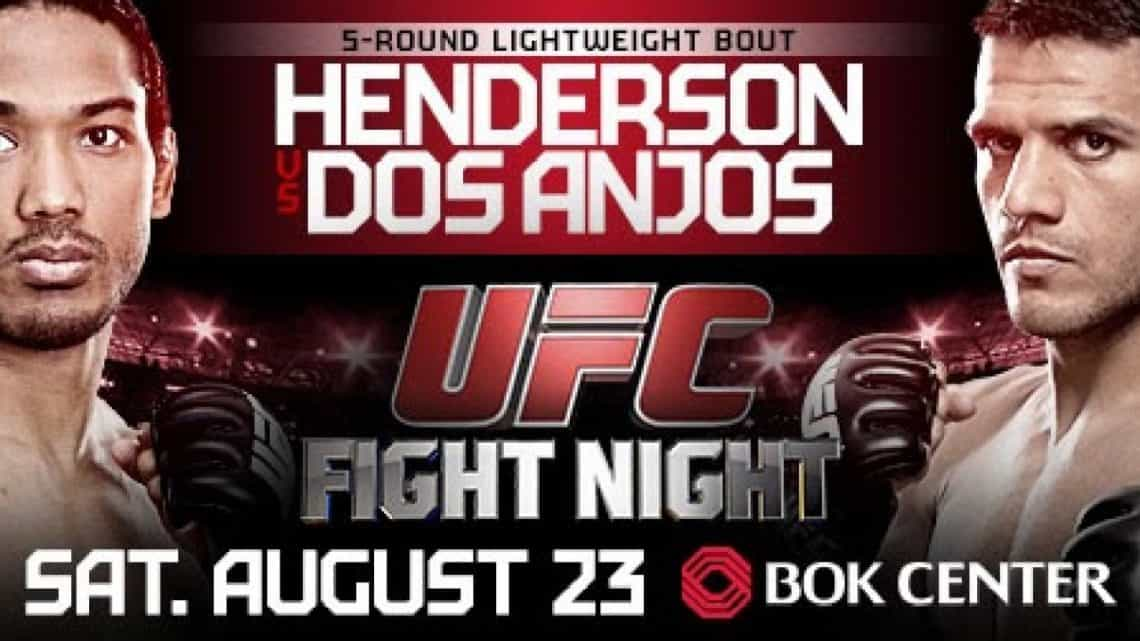 UFC Fight Night: Henderson vs. dos Anjos 1