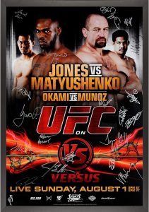 UFC Live: Jones vs. Matyushenko 2