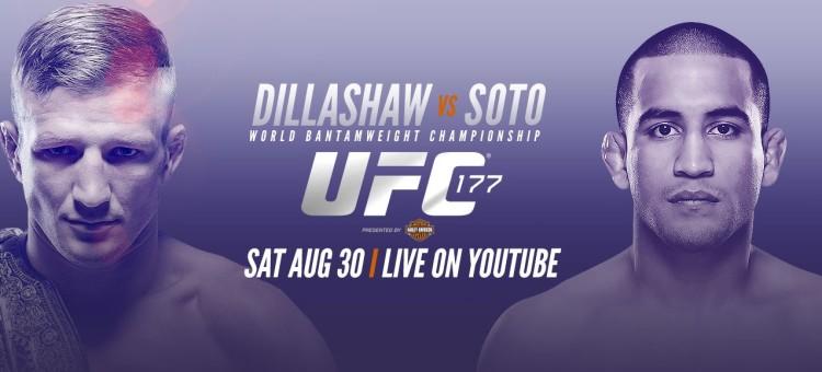 UFC 177: Dillashaw vs. Soto 1