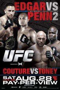 UFC 118: Edgar vs. Penn 2 2