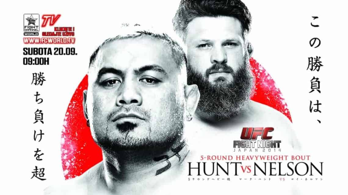 UFC Fight Night: Hunt vs. Nelson 1