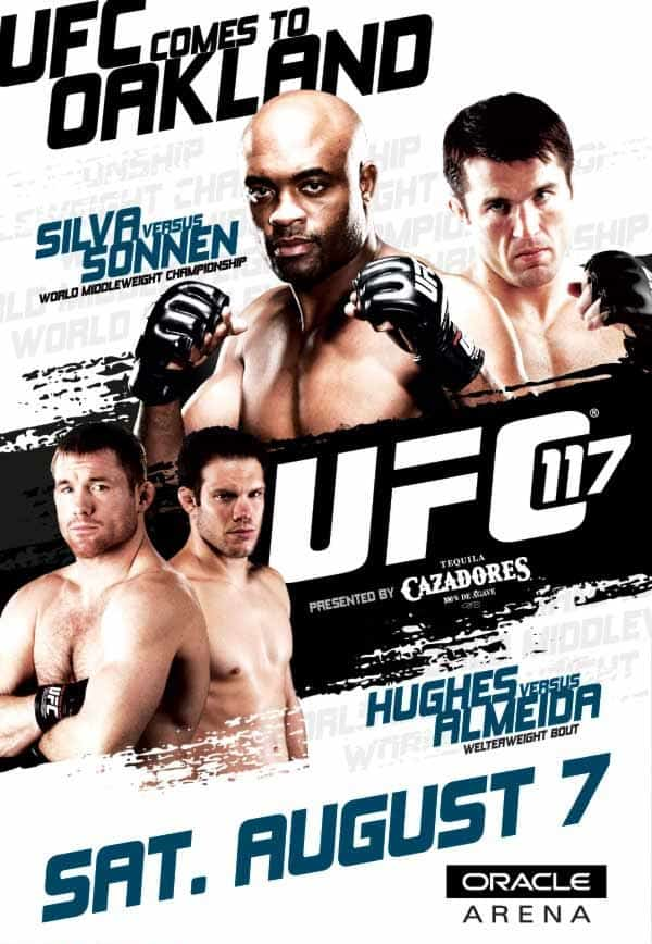 UFC 117: Silva vs. Sonnen 1