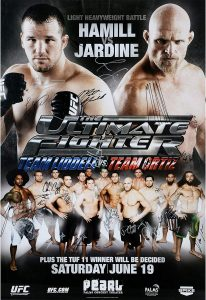 The Ultimate Fighter: Team Liddell vs. Team Ortiz Finale 2