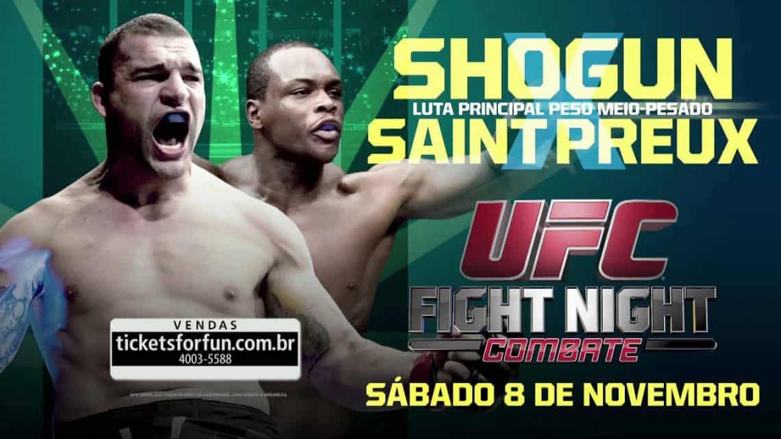 UFC Fight Night: Shogun vs. Saint Preux 1