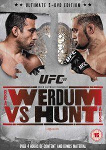 UFC 180: Werdum vs. Hunt 2