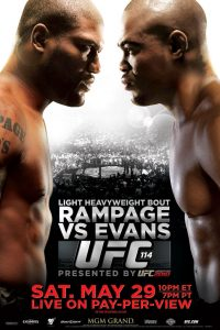 UFC 114: Rampage vs. Evans 2
