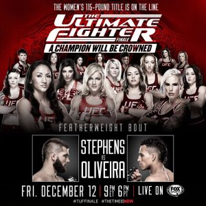 The Ultimate Fighter: A Champion Will Be Crowned Finale 2