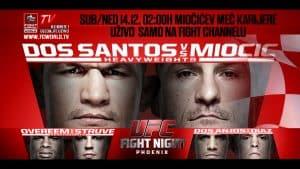 UFC on Fox: dos Santos vs. Miocic 2