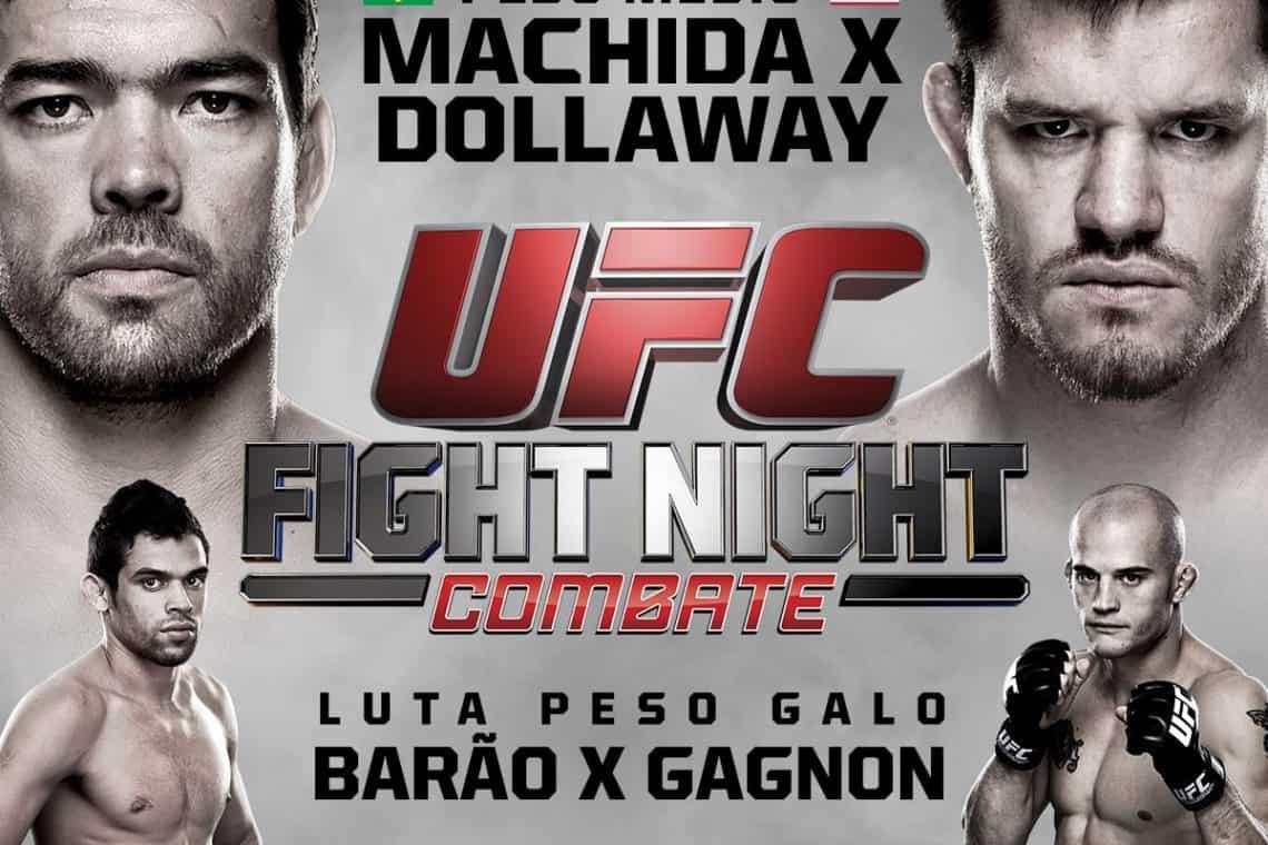 UFC Fight Night: Machida vs. Dollaway 1